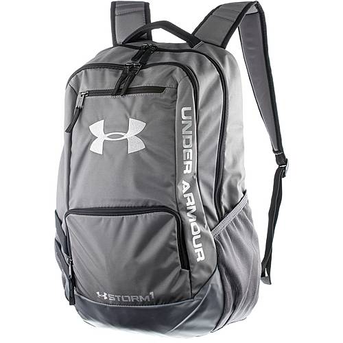 Under Armour Hustle Daypack Herren grau