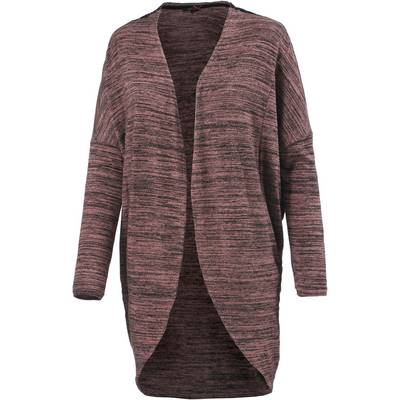 DEPT Strickjacke Damen dunkelrot