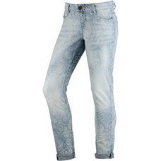 M.O.D Saskia Skinny Fit Jeans Damen light blue denim