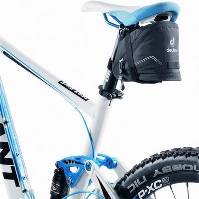 Deuter Bike Bag 2 Fahrradtasche schwarz