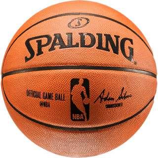 Spalding NBA Official Gameball Basketball orange