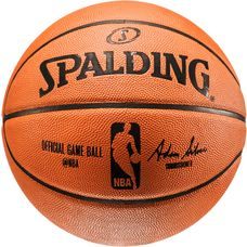 Spalding NBA Official Gameball Basketball orange