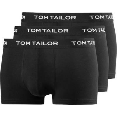 TOM TAILOR Boxer Herren schwarz