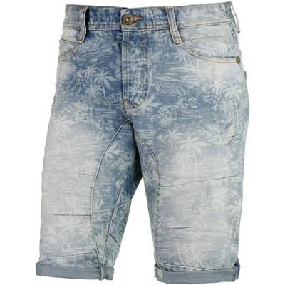 M.O.D Janis Jeansshorts Herren light blue denim