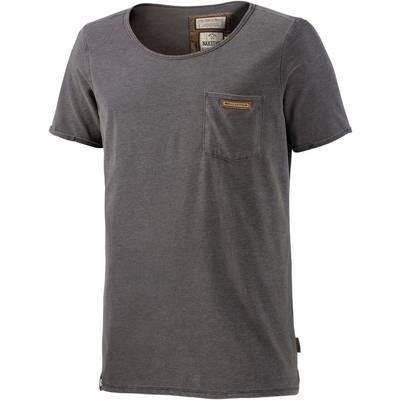 Naketano Fashionopfa T-Shirt Herren braun melange