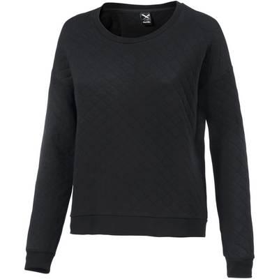 iriedaily Sweatshirt Damen schwarz