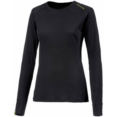 ORTOVOX Merino Ultra 105 Funktionsshirt Damen schwarz