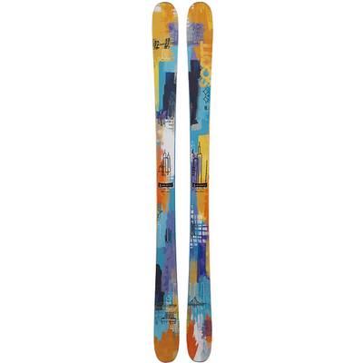 SCOTT Set Rebel + L7 R JuniorSC Freestyle Ski Kinder blau/weiß/schwarz