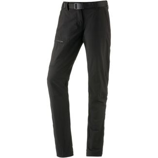 Maier Sports Inara Slim Wanderhose Damen black