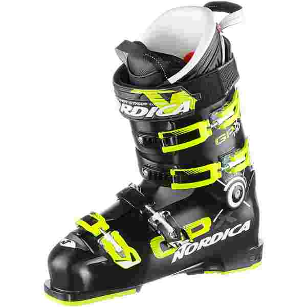 Nordica GPX 110 Skischuhe schwarz-gelb
