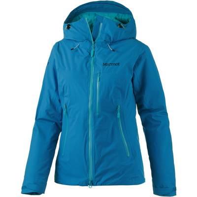 Marmot Headwall Funktionsjacke Damen blau