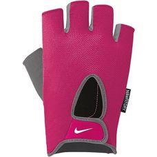 Nike Fitnesshandschuhe Damen pink/grau