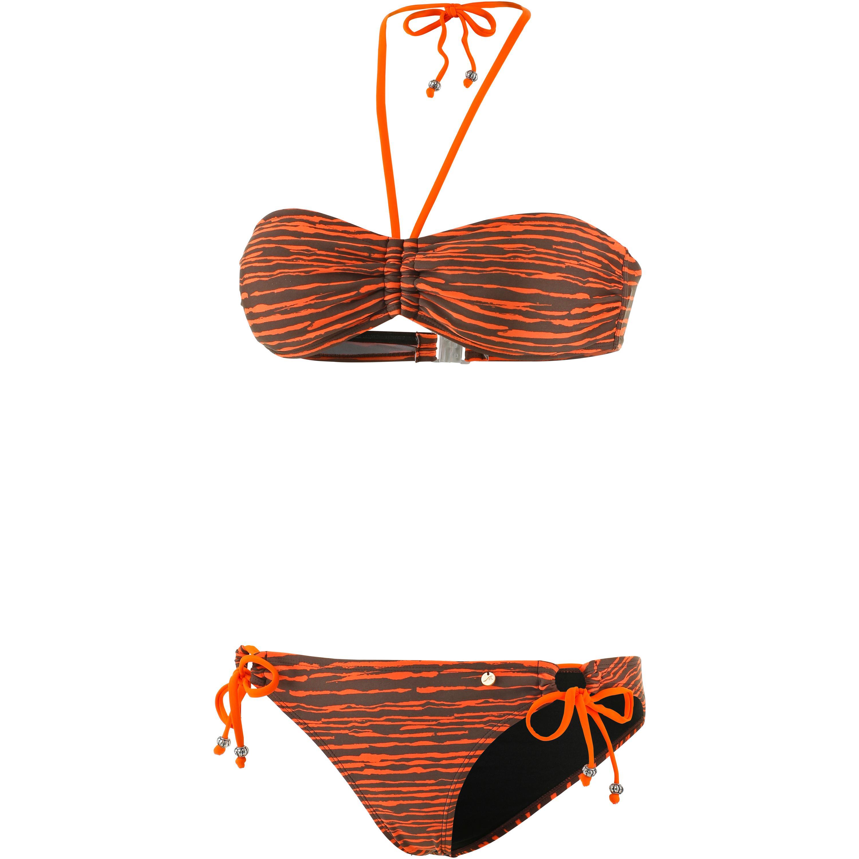 Maui Wowie Ethno Vibes Bandeau Bikini Damen