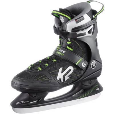 K2 F.I.T. Ice Pro Schlittschuhe Herren schwarz/grün