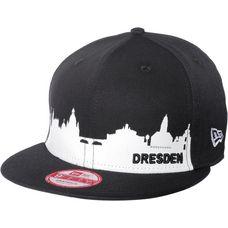 New Era Dresden Skyline Cap schwarz/weiß
