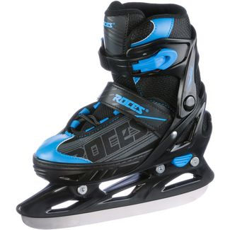 ROCES Jokey Schlittschuhe Kinder black-blue