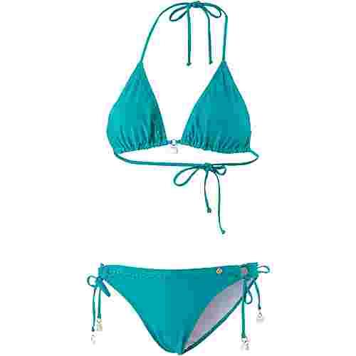 Maui Wowie Bikini Set Damen jadegrün
