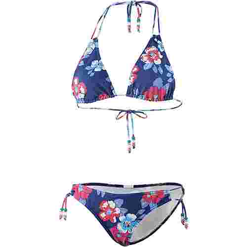 bugatti kimi bikini set damen blau wei rot im online shop. Black Bedroom Furniture Sets. Home Design Ideas