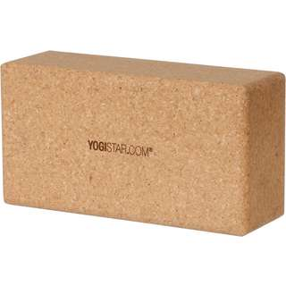 YOGISTAR.COM Yoga Block kork
