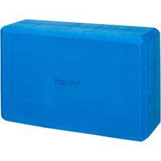 YOGISTAR.COM Yoga Block blau