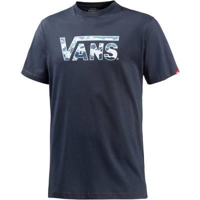 Vans Classic Logo Fill Printshirt Herren navy