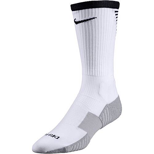 Nike Squad Fußballstrümpfe weiß/schwarz