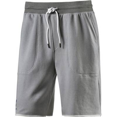 Under Armour HeatGear Beast Terry Funktionsshorts Herren grau