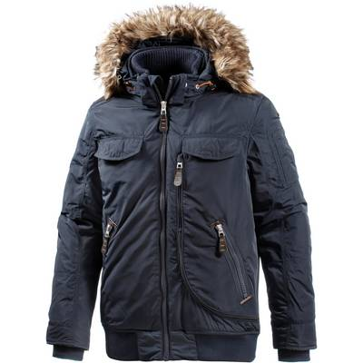 TOM TAILOR Outdoorjacke Herren navy