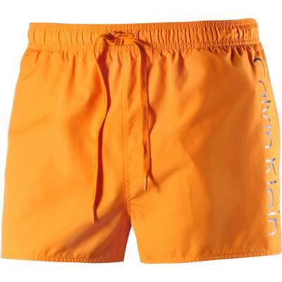 Calvin Klein Badeshorts Herren mandarine