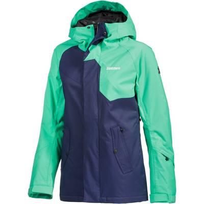 Zimtstern Marga Snowboardjacke Damen navy/mint