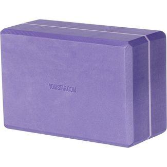 YOGISTAR.COM Yoga Block violett