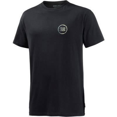 Billabong Creed Fader Printshirt Herren schwarz