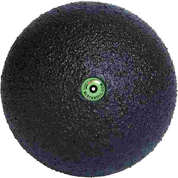 BLACKROLL Faszienball schwarz