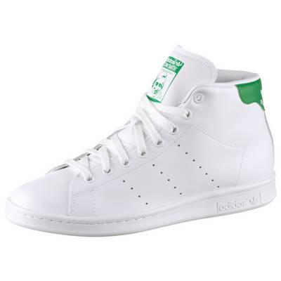 adidas Stan Smith Mid Sneaker weiß/grün