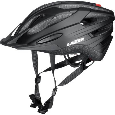 Lazer Vandal Fahrradhelm schwarz