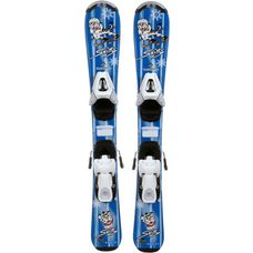 TECNOPRO Set Skitty 14/15 + TC45 All-Mountain Ski Kinder blau