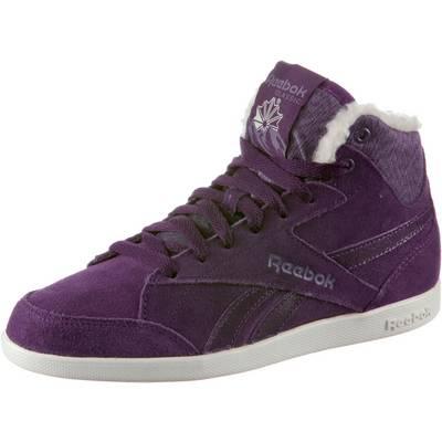 Reebok Fabulista Mid Alpine Winter Sneaker Damen royal orchid/purple