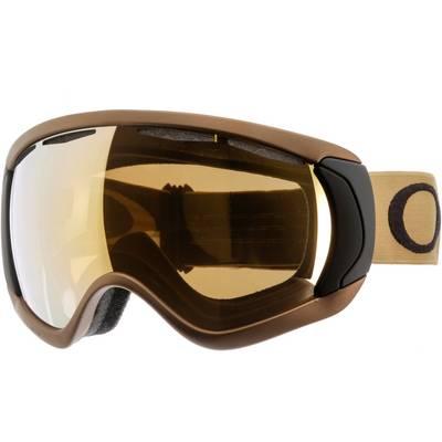 Oakley Canopy Skibrille COPPER BLACK/24K IRIDIUM