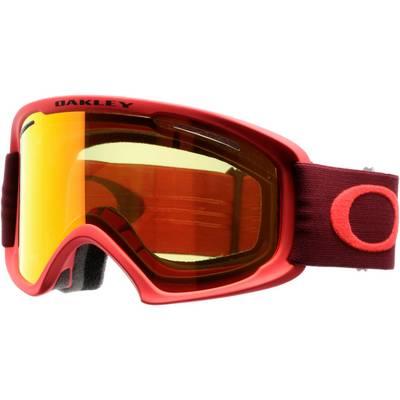 Oakley O2 XL Skibrille RED RHONE/FIRE IRIDIUM