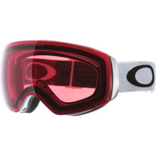 Oakley Flight Deck XM Prizm Rose Skibrille MATTE WHITE