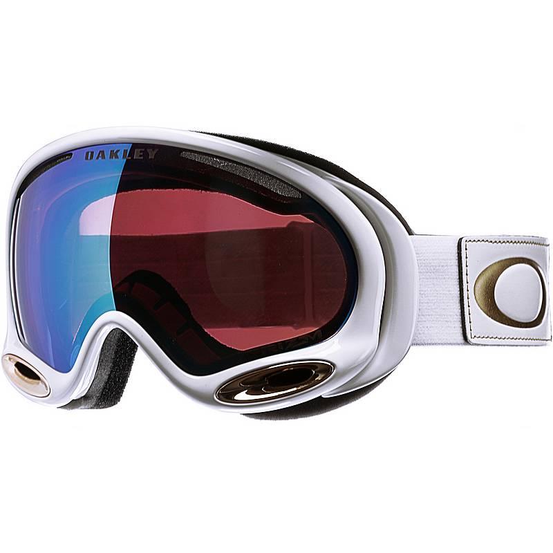Oakley A-FRAME 2.0 PRIZM Skibrille LINDSEY VONN GOLD HERRINGBONE ...