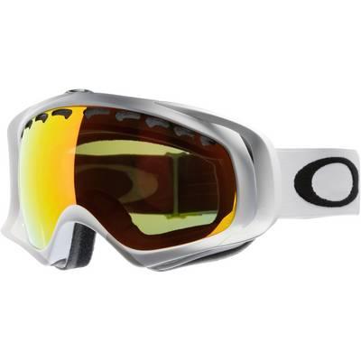 Oakley CROWBAR Skibrille MATTE WHITE/FIRE IRIDIUM
