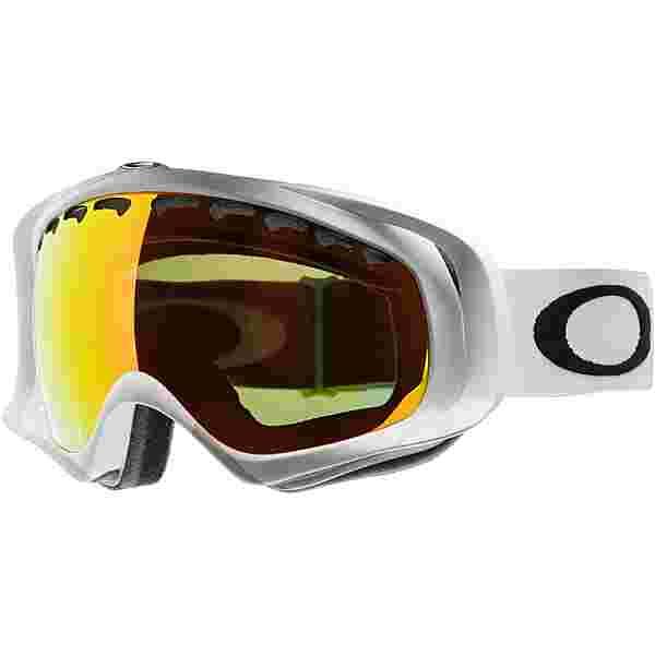 Oakley CROWBAR Skibrille matte white-fire iridium