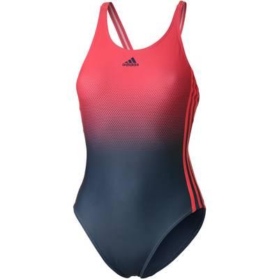 adidas Schwimmanzug Damen koralle/graublau