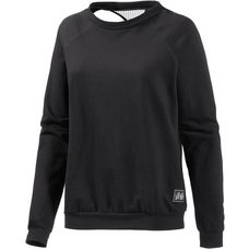 WLD Young And Wild Sweatshirt Damen schwarz