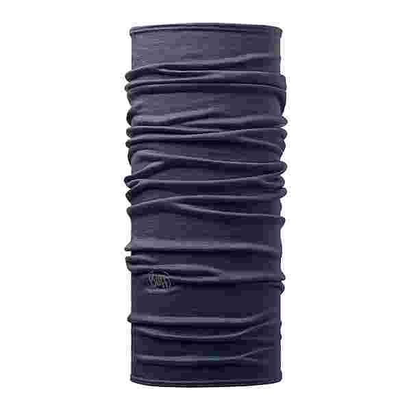 BUFF Merino Lightweight Schal solid denim