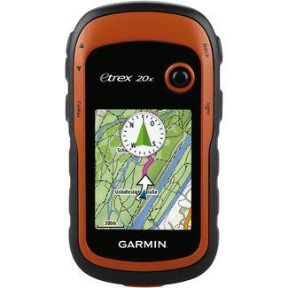 Garmin eTrex 20x GPS schwarz-rot
