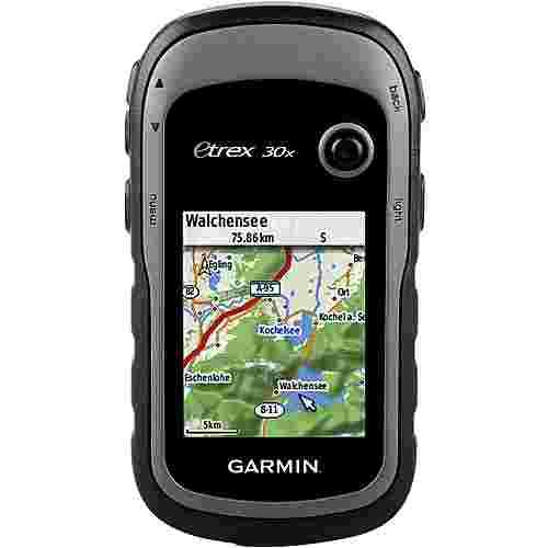Garmin eTrex 30x GPS schwarz-grau