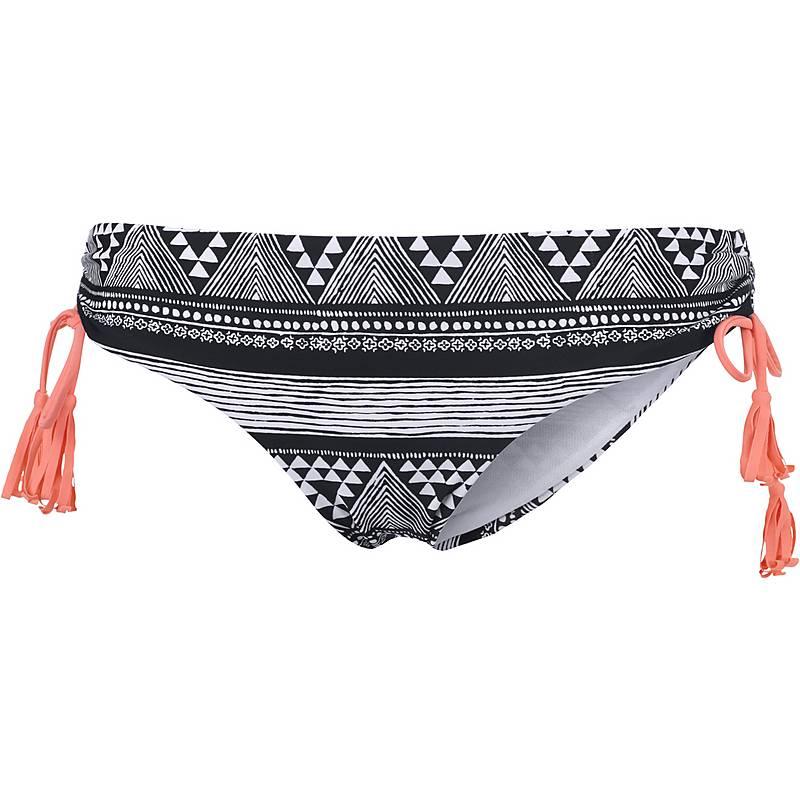 2eee5a01d82e2f Roxy SCOOTER Bikini Hose Damen schwarz weiß im Online Shop von ...