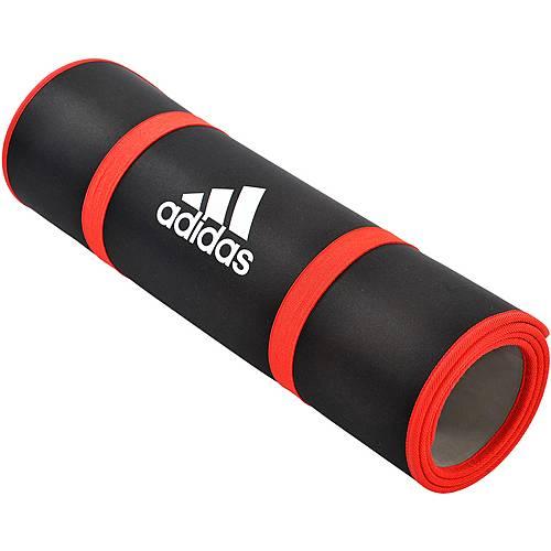 adidas Sportmatte schwarz/rot
